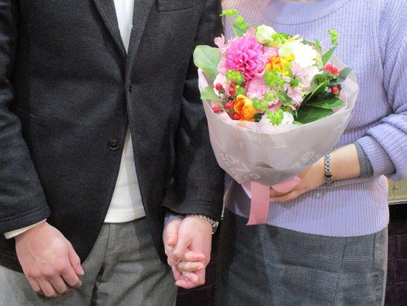 婚活応援塾卒業✨